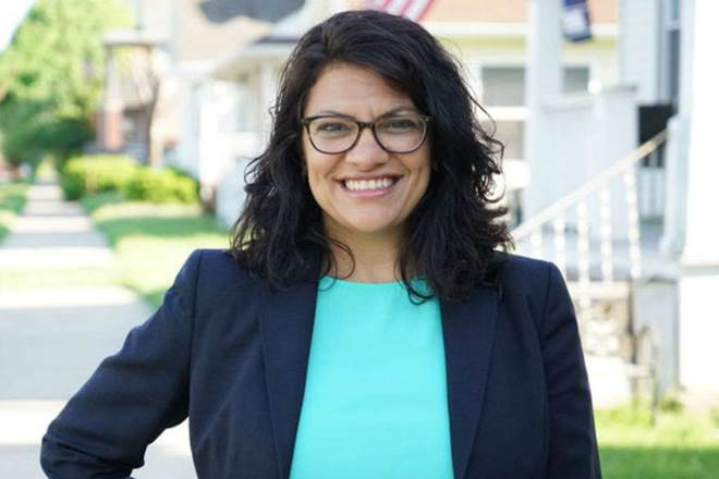 Rashida Tlaib, Rashida Tlaib Us Congress, first Muslim woman in US Congress, United States, United States Congress, world news