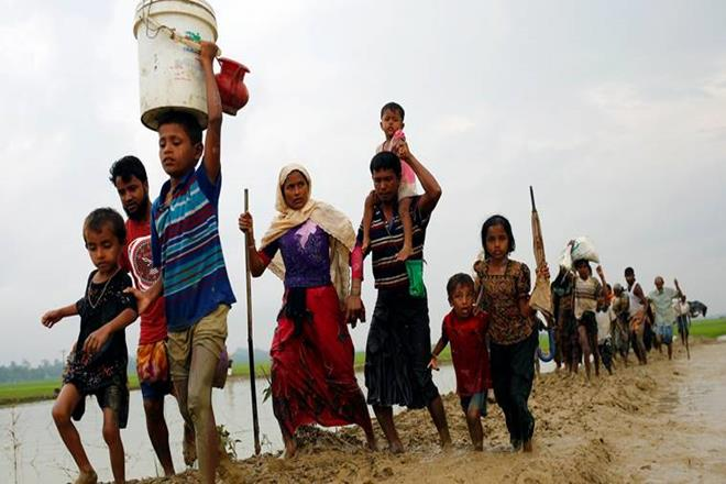 rohingya crisis, rohingya crisis, rohingya crisis india, rohingya problem in india, number of rohingya refugees in india