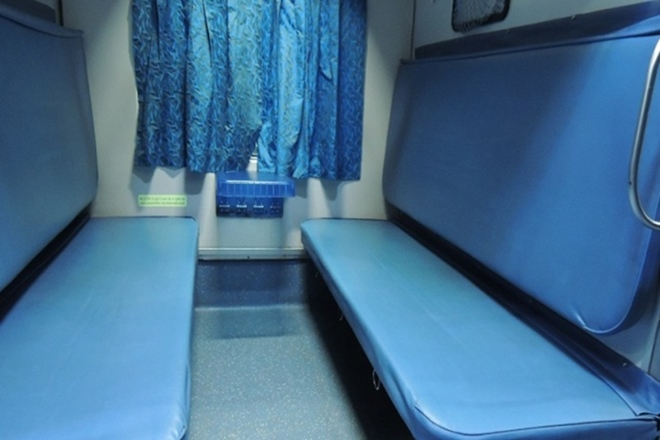 Indian Railways AC coaches to be upgraded