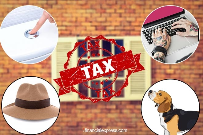 income tax, weird tax, weird tax laws, weird tax rules, weird tax laws around the world, weird taxes in india, window tax, pet tax, Bachelor Tax, hat tax, Toilet Flush Tax, crazy taxes