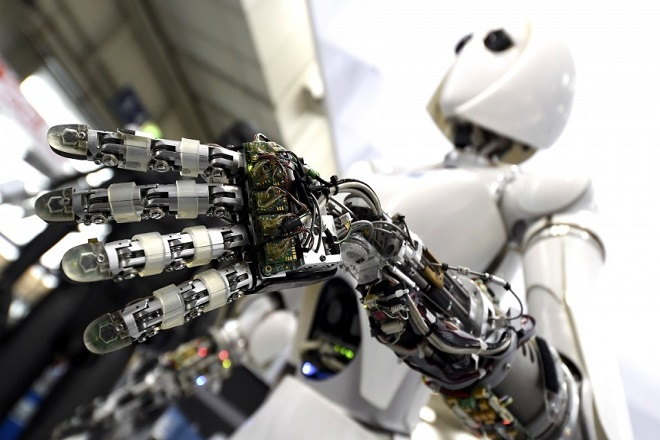 robots, machines, manpower, research, facts, year 2025, world economic forum, financial express hindi, 5.8 करोड़ नई नौकरियां, विश्व आर्थिक मंच, रीसर्च, दी फ्यूचर ऑफ जॉब्स 2018, मशीन और रोबोटों, रोजगार