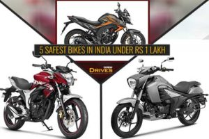 5 safest bikes in India under Rs 1 lakh with ABS, Combi brakes and more - The Financial Express
