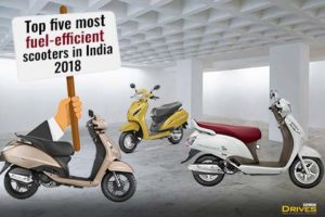Top five scooters with best mileage in India 2018 - The Financial Express