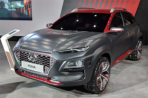 Hyundai Kona,MOVE gLOBAL SUMMIT, Hyundai electric cars, Hyundai cars, Hyundai electric vehicles plans,Hyundai cars