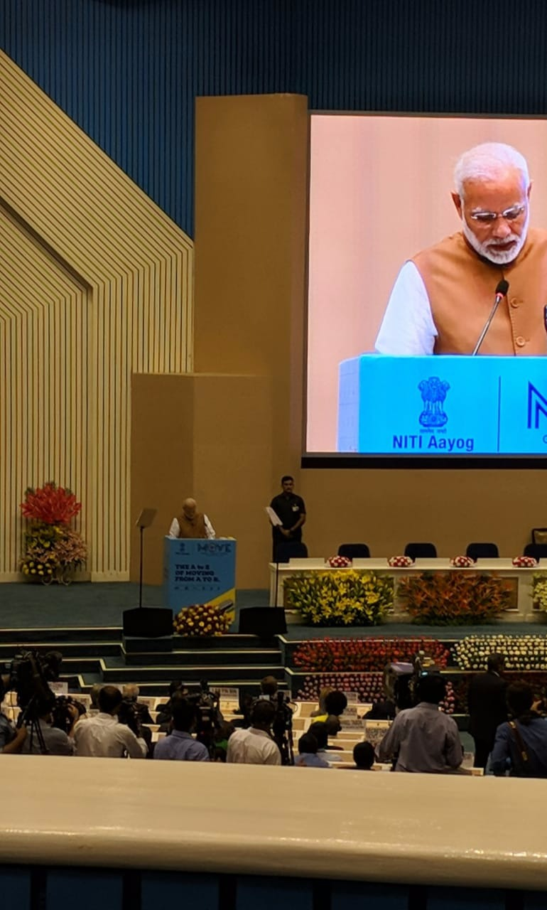 Move Global Mobility Summit 2018 Highlights: PM Modi, Anand