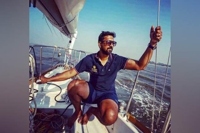 Abhilash Tomy, Naval officer Abhilash Tomy,Naval officer Abhilash Tomy rescued,Thuriya, indiannavy