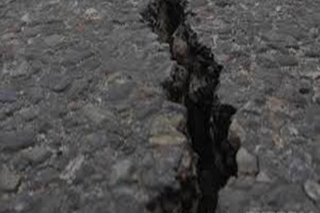 EARTHQUAKE IN INDIA, DELHI TODAY