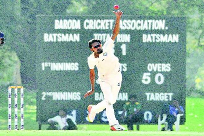 Shahbaz Nadeem, Shahbaz Nadeem record, Shahbaz Nadeem vijay hazare trophy, vijay hazare trophy, rajasthan vs jharkhand, Shahbaz Nadeem jharkhand, sports news