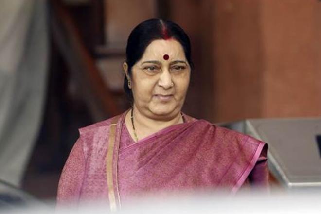 Sushma Swaraj, India Pakistan talks, Foreign Ministers Meeting, Imran Khan, Narendra Modi, India Pakistan dialogue, Raveesh Kumar, Kashmir issue, UNGA meeting