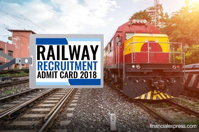RRB Group D, indianrailways.gov.in, RRB Group D admit card, RRB Group D admit card 2018, Computer Based Test, Railway recruitment, Indian Railways, Level 1 posts, jobs news