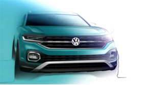 India-bound VW T-Cross SUV revealed: What to expect from VWs Hyundai Creta Rival! - The Financial Express