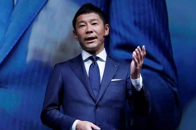 Japanese billionaire, first tourist to moon, Yusaku Maezawa, private passenger, private passenger to moon, SpaceX, Elon Musk, science news