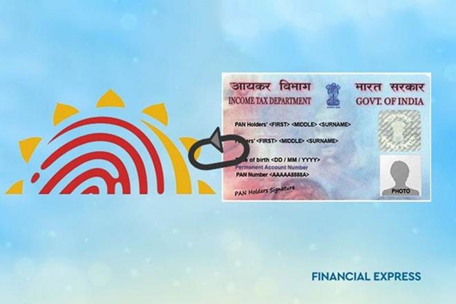 pan aadhar link, pan aadhar data, uidai, pan aadhar link date extended, supreme court of india, latest news in hindi