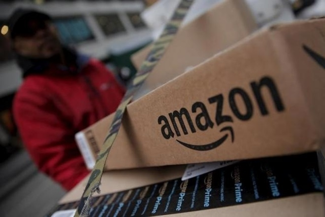 Amazon, Amazon hits 1 trillonvalue,stock market value, amazon shares, Apple Inc
