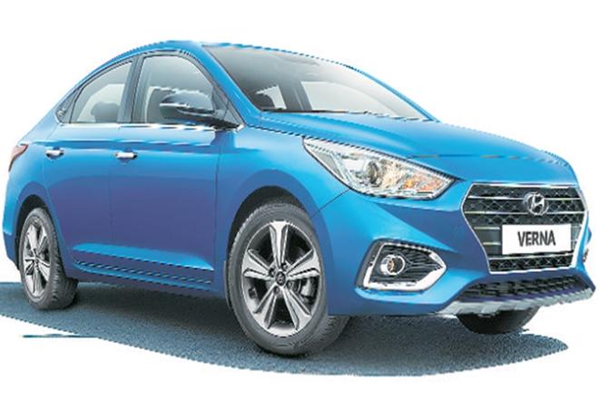 Hyundai,Verna sedan,ORVM,Next Gen Verna Anniversary Edition