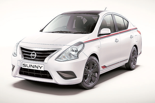 Nissan, Nissan India, Nissan India sunny, NissanConnect, Nissan Intelligent Mobility vision