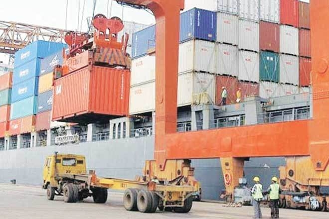 Container Corp, concor, RTH, MMLP, JNPT volume, Coastal shipping