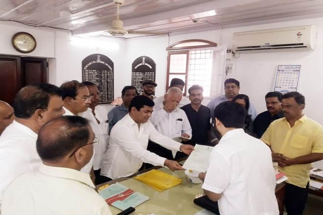 Manohar Parrikar,Manohar Parrikar health update, BJP, mridula sinha,Chandrakant Kavlekar,Goa Forward Party, goa congress