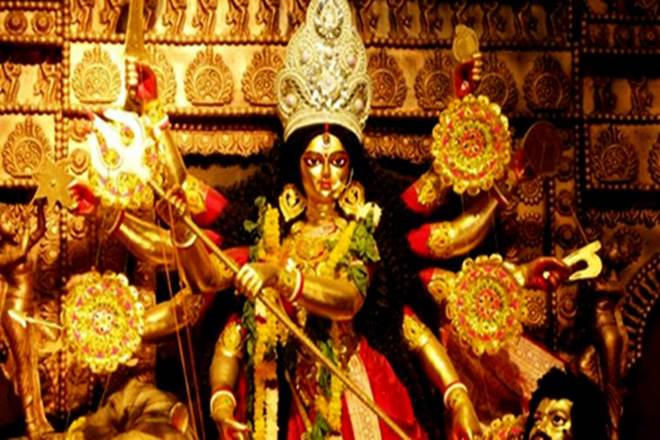 Durga Puja 2018,Durga Puja 2018 in kolkata,Sanjay Leela Bhansali,Padmaavat, durgapuja themes,Shikorer Tane,Shibmandiar Puja Committee