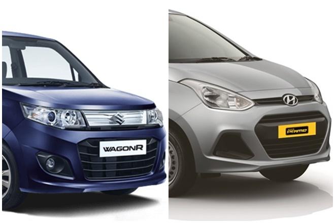 top cng cars in india 2018, top average cng cars in india, best cng car in india 2018, best cng car in india under 5 lakhs, best cng cars under 6 lakhs, best mileage car in cng segment, Hyundai Xcent Prime CNG, Maruti Suzuki Celerio Green, Maruti Suzuki WagonR, Maruti Suzuki Alto 800 CNG, auto news in hindi