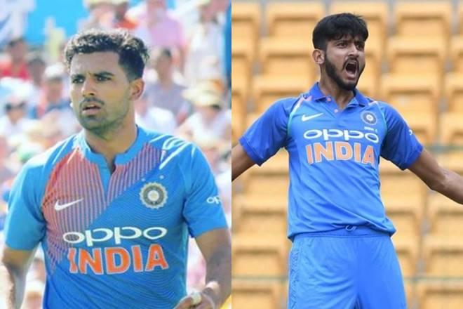 Deepak Chahar, Khaleel Ahmed, asia cup 2018, indian cricket team, hardik pandya, sports news