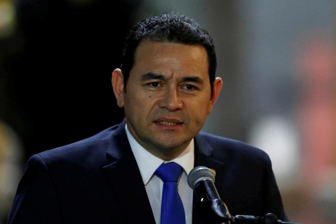 Jimmy Morales, latest news, important news, trending news, news today, news now