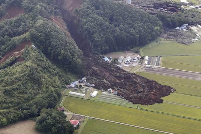Japan earthquake, japan, japan landslide, japan typhoon, japan death toll, earthquake death toll, Atsuma, world news