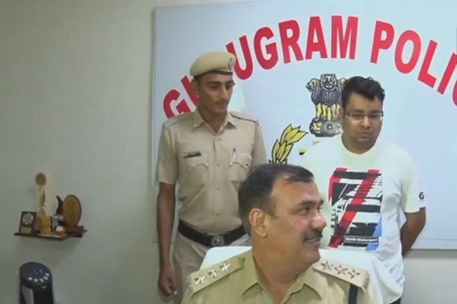 fake judge, talangana fake judge, gurugram fake judge, gurugram police