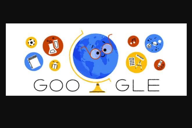 Google doodle, Teachers day, Sarvepalli Radhakrishnan, indian president, teachers day quotes, teachers day cards, teachers day 2018, teachers day wishes, teachers day greetings, india