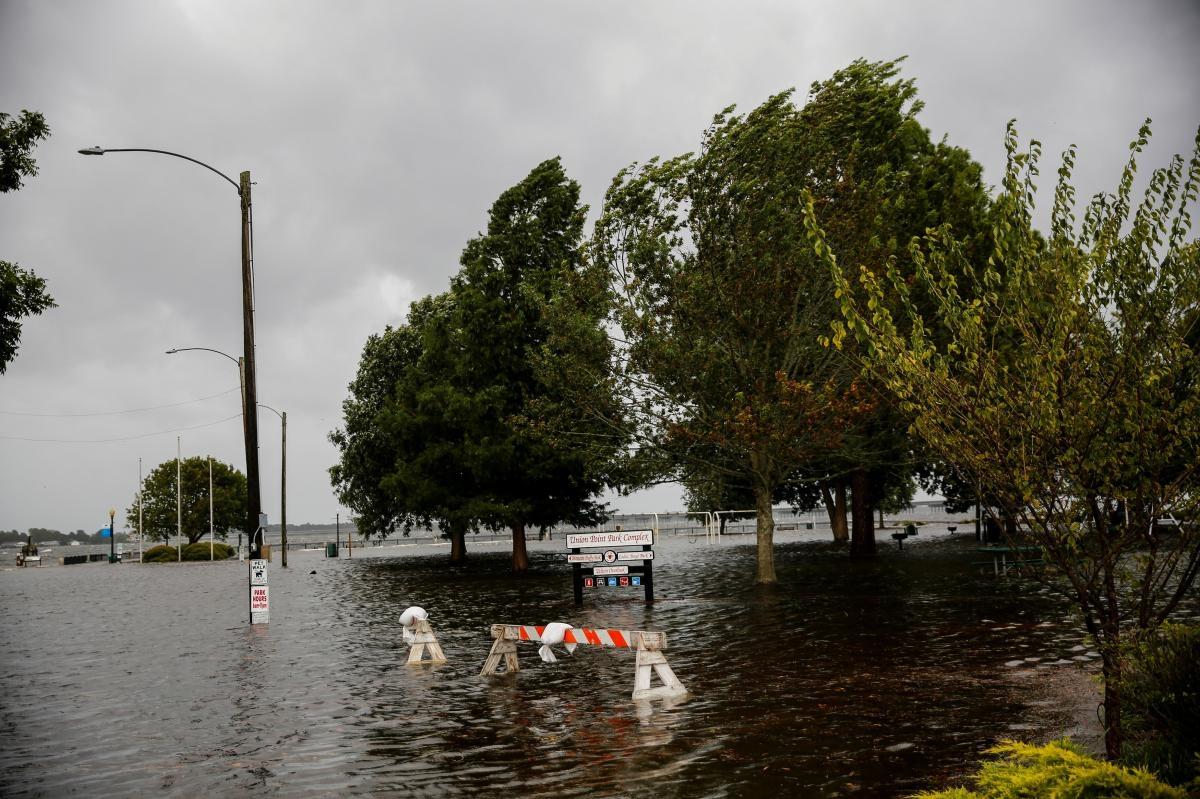 Hurricane Florence, north carolina