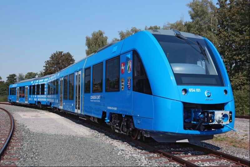World's first hydrogen-powered train to ply in Germany