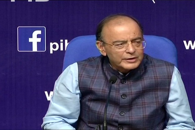 FM Jaitley said SC judgement on Aadhaar historic scheme helps govt save Rs 90000 crore annually