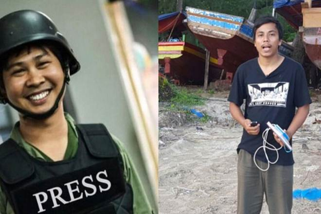 myanmar reuters journalists,reuters myanmar journalists arrested, myanmar journalists association, myanmar journalists