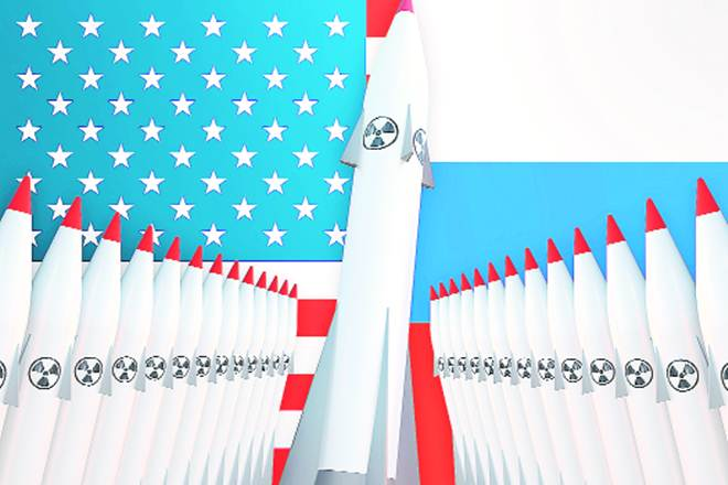 nuclear, nuclear weapons