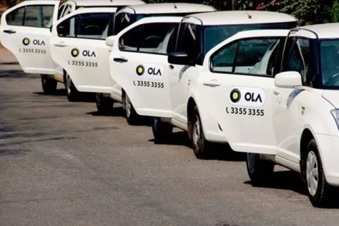 Ola raises $50 mln from Sailing Capital, China-Eurasian Economic Cooperation Fund