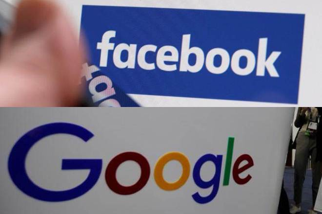 Facebook, Google, Washington, Twitter, Bloomberg News