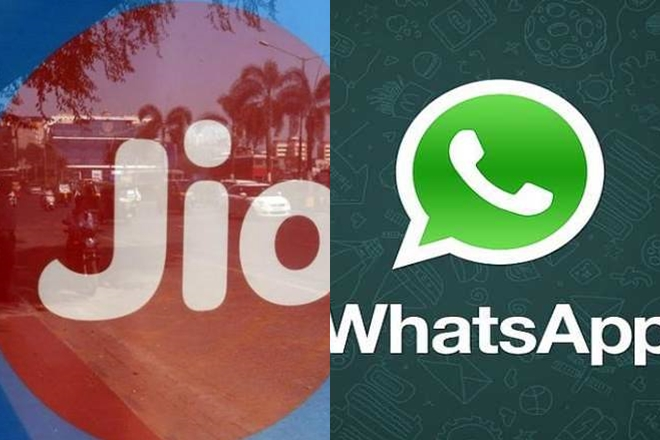 whatsapp, reliance jio, fake news