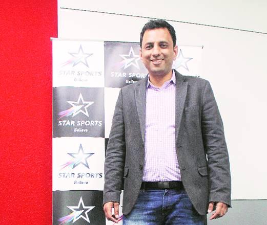 Gautam Thakar, star sports