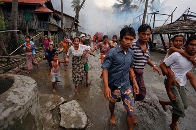 Australia, Myanmar, Rohingya crisis, rohingya, Human Rights Watch
