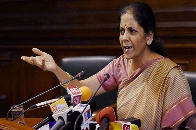UPA to blame for HAL's ouster from Rafale deal: Sitharaman