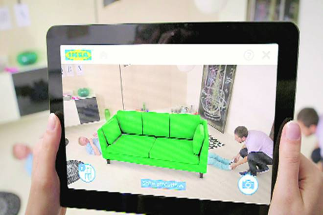 augnmented reality, mixed reality