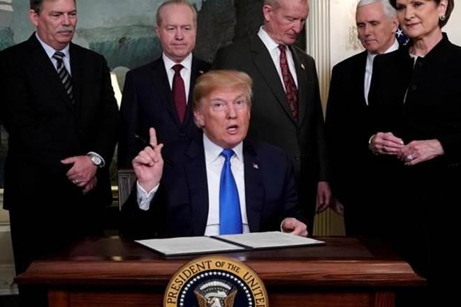 Trade War between US and Chins, US president Donald Trump, Trade War latest updates, Donald Trump on trade war, India