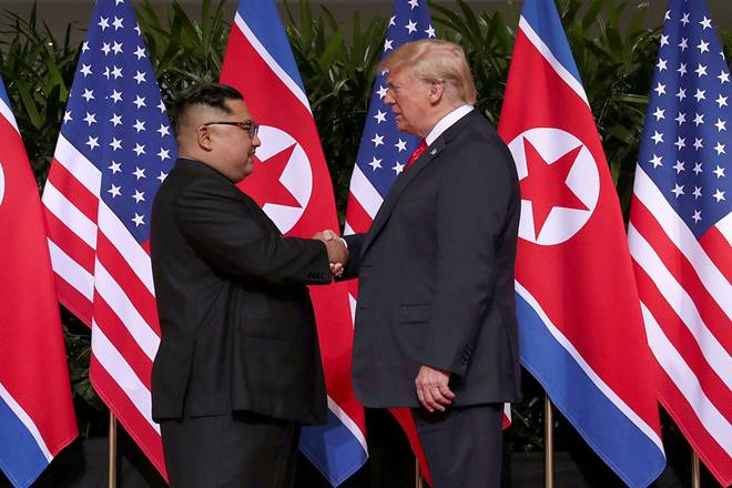 US president donald trump, north korea Kim Jong-un, US north korea Relation, US north korea latest news, US north korea updates
