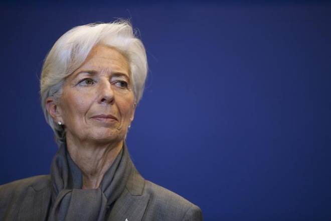 IMF, Christine Lagarde, policy makers, market volatility, trade wars, trade risks, International Monetary Fund, global economy
