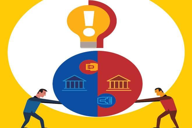 PSB mergers, public sector banks, public sector banks merger, Bank of Baroda, Dena Bank, Vijaya Bank, opinion