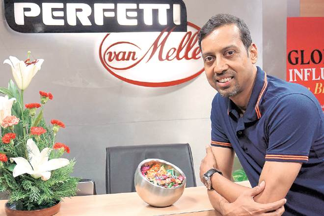 Rajesh Ramakrishnan, Perfetti Van Melle, Perfetti Van Melle india, power brands, power brands growth, confectionery space