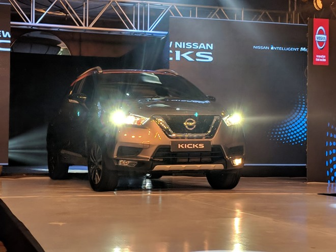 Nissan Kicks India Unveil Highlights Price Images Review Specs