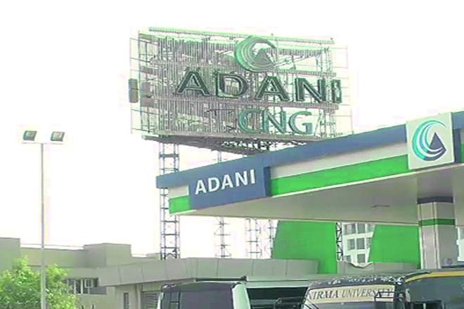 adani, total