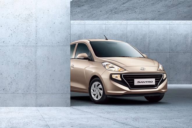All-new 2018 Hyundai Santro