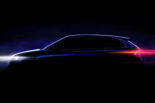 all new skoda hatchback Spaceback teaser
